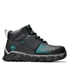 Timberland PRO A1S5W - Women's - Ridgework EH Waterproof  Composite Toe - Black/Teal