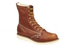 Thorogood - 804-4364 - Men's - 8 Inch Plain Steel Toe - Tobacco