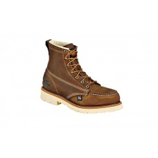 Thorogood - 804-4375 - Men's - 6 Inch Moc Toe Steel Toe - Brown