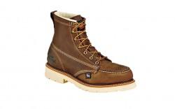 Thorogood - 804-4375 - Men's - 6 Inch Moc Toe Steel Toe - Brown