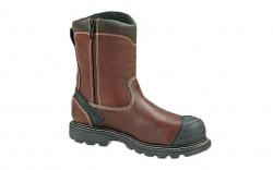 Thorogood - 804-4440 - Men's - 8 Inch Plain Wellington Side-Zip Composite Safety Toe
