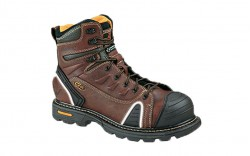 Thorogood - 804-4445 - Men's - 6 Inch Plain Lace-To-Toe Composite Safety Toe