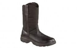 Thorogood - 804-6111 - Men's - SoftStreets™ 10 Inch Wellington Steel Toe - Black