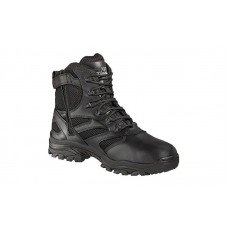 Thorogood - 804-6190 - Men's/Women's - 6 Inch Waterproof Side Zip Composite Safety Toe - Black