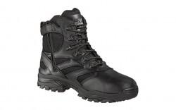 Thorogood - 804-6190 - Men's/Women's - 6 Inch Waterproof Side Zip Composite Safety Toe - Black