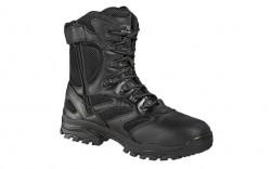 Thorogood - 804-6191 - Men's/Women's - 8 Inch Waterproof Side Zip Composite Safety Toe - Black