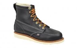 Thorogood - 804-6201 - Men's - 6 Inch Moc Toe Steel Toe - Black