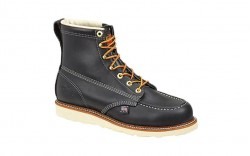 Thorogood - 814-6201 - Men's - 6 Inch Black Moc Toe Non-Safety Toe