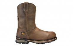 Timberland PRO 1053A - Men's - AG Boss - Alloy Toe- Pull-on Work Boots- Light Brown Distressed