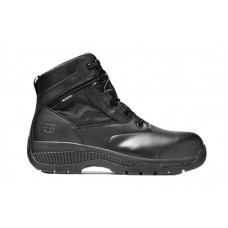 """Timberland PRO 1164A - Men's - 6"""" Valor Duty Soft Toe - Black Smooth Leather"""