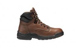 "Timberland PRO 24097 - Men's - 6"" Titan Soft Toe - Coffee Full Grain"