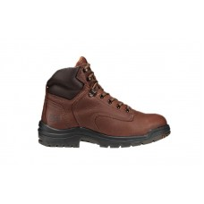 "Timberland PRO 26063 - Men's - TiTAN® - Alloy Toe - 6"" Boot - Coffee Full-Grain"