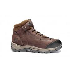 Timberland PRO 39077 - Men's - Ratchet Steel Toe - Chocolate Oil Nubuck Leather