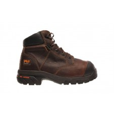 Timberland PRO 89697 - Women's - 6 Inch Helix Internal Met Guard Composite Toe - Brown
