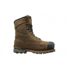 Timberland PRO 92671 - Men's - 8 Inch Boondock Waterproof Composite Toe - Brown