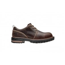 Timberland PRO A1VFJ - Women's - Hightower Composite Toe Oxford - Brown