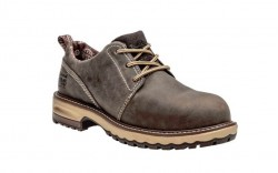 Timberland PRO A1VFU - Women's - Hightower Non-Metallic Composite Toe Oxford - Turkish Coffee