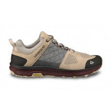 Vasque 7325 - Women's - Breeze LT Low Hiking Shoe - Aluminum/ Rum Raisin