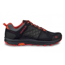 Vasque 7356 - Men's - Breeze LT Low GTX Hiking Shoe - Anthracite/ Red Clay