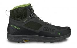 Vasque 7374 - Men's - Breeze LT GTX Hiking Boot - Beluga/ Lime Green