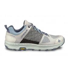Vasque 7535 - Women's - Breeze LT Low GTX Hiking Shoe - Lunar Rock/ Celestial Blue