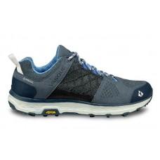 Vasque 7537 - Women's - Breeze LT Low GTX Hiking Shoe - Dark Slate/ Vista Blue