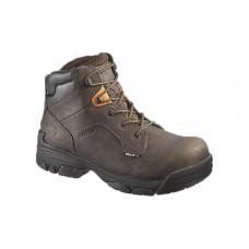 Wolverine 10113 - Men's - Merlin Waterproof Composite Toe EH 6 Inch Work Boot - Brown