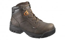 Wolverine 10113 - Men's - Merlin Waterproof Composite Toe EH 6 Inch Work Boot - Brown