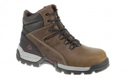 Wolverine 10305 - Men's - Tarmac Waterproof Reflective Composite Toe EH 6 Inch Work Boot - Brown