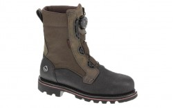 Wolverine 10308 - Men's - Drillbit Oil Rigger Waterproof Boa Steel Toe EH 8 Inch Work Boot - Brown