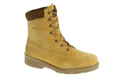 Wolverine 10325 - Men's - DuraShocks Waterproof Insulated 8 Inch Boot - Gold