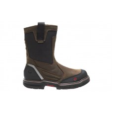 Wolverine 10488 - Men's - 10 Inch Overman CarbonMax® Composite Toe - Brown/Black