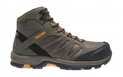 Wolverine 10492 - Men's - Fletcher Mid CarbonMax® Composite Toe Hiker - Taupe