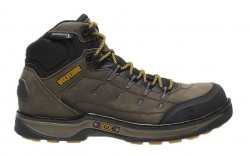 Wolverine 10554 - Men's - Edge LX Waterproof Composite Toe Work Boot - Taupe/Yellow