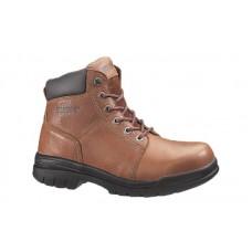 Wolverine 4713 - Men's - Marquette Steel Toe EH 6 Inch Work Boot - Brown