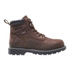 Wolverine W10633 - Men's - Floorhand - Waterproof - 6 inch - Steel Toe Work Boot